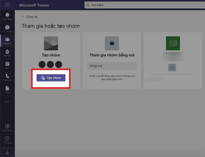 Hướng dẫn sử dụng Microsoft Teams cho người mới bắt đầu