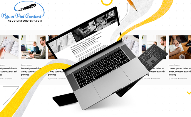 Dịch vụ Content Website
